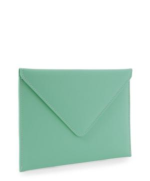 Leather Travel Envelope