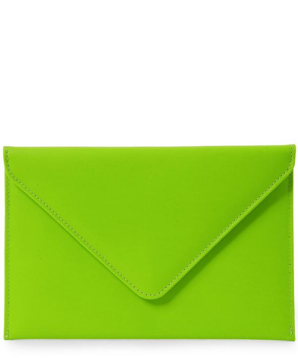 Leather Travel Envelope