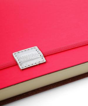 Leather A5 Notebook