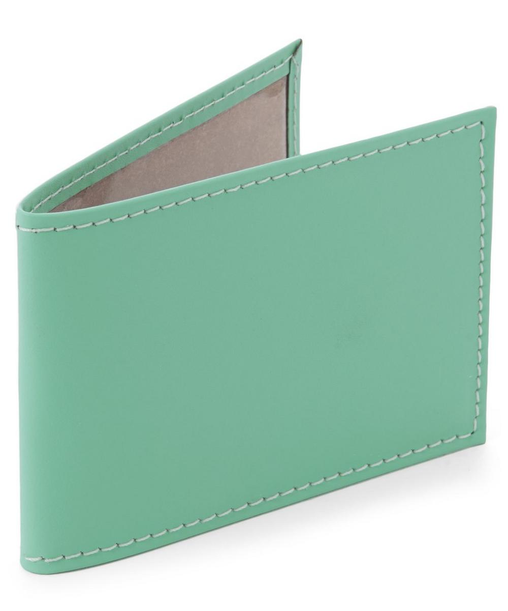 Leather Travel Card Holder