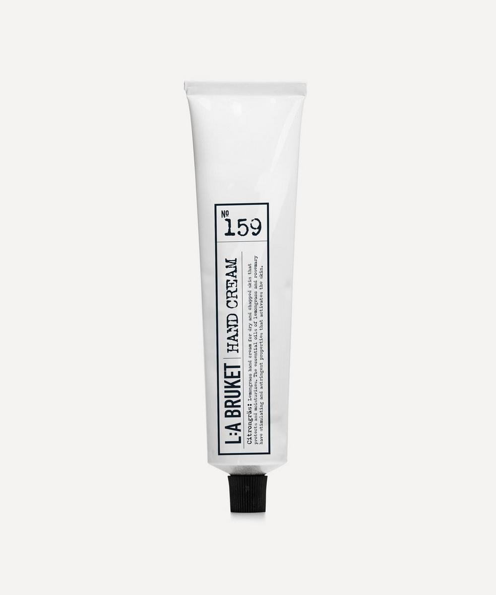 Lemongrass Hand Cream 70ml