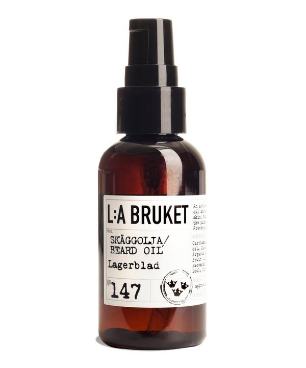 Laurel Leaf Beard Oil 60ml