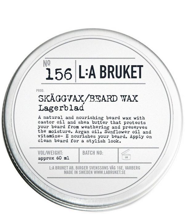 Laurel Leaf Beard Wax 60ml