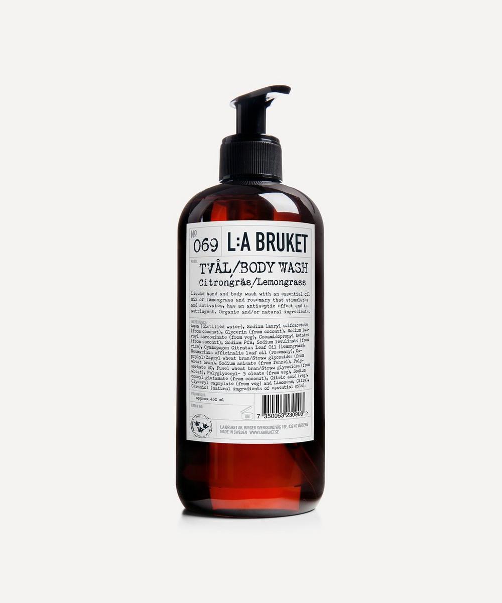 Lemongrass Liquid Soap 450ml