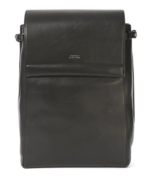 Monica Leather Backpack