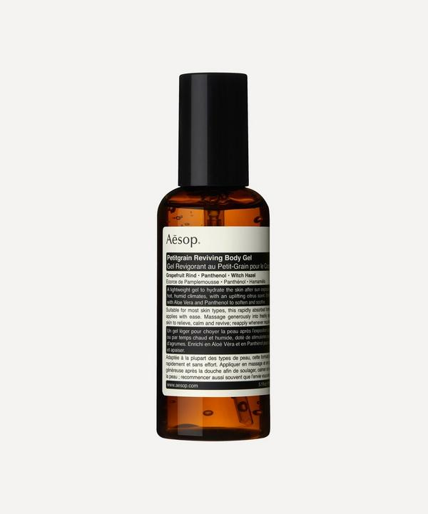 Petitgrain Hydrating Reviving Body Gel 150ml