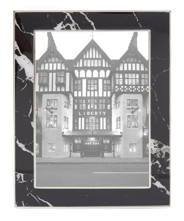 Marble Enamelled Frame 8 x 10