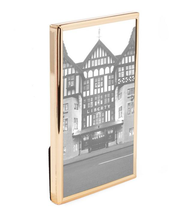 Rose Gold-Plated Thin Frame