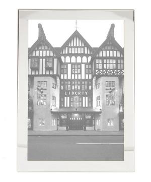 Silver-Plated Frame