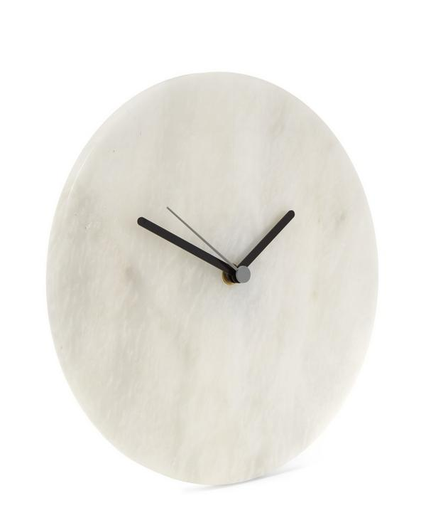 ByShop Marble Wall Clock