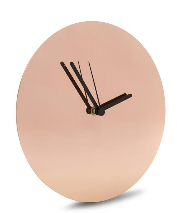 ByShop Copper Wall Clock
