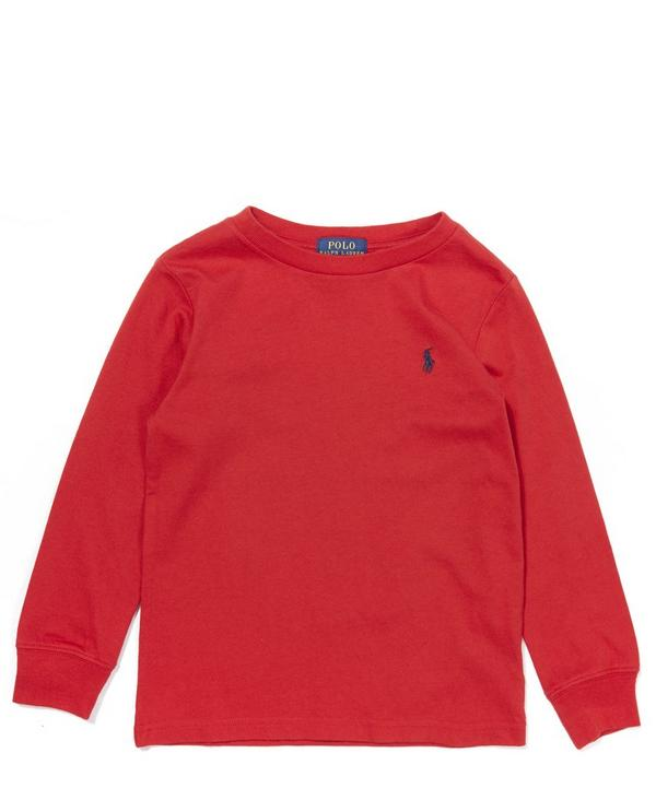 Long Sleeved Polo T-shirt