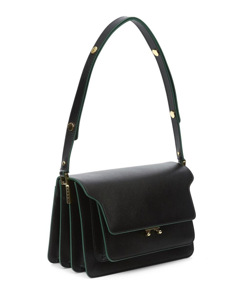 Small Trunk Shoulder Bag