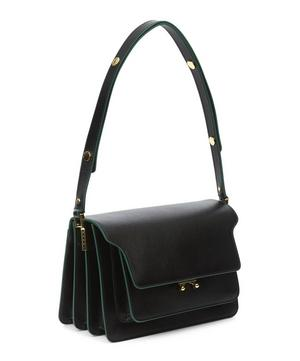 Small Trunk Shoulder Bag