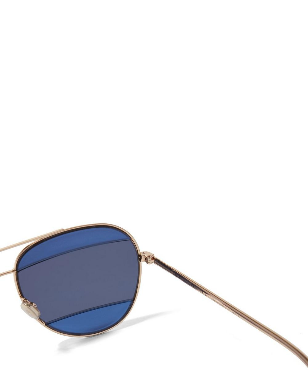 Diorsplit2 Aviator Sunglasses