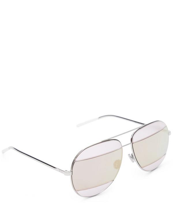 Diorsplit2 Aviator Sunglasses