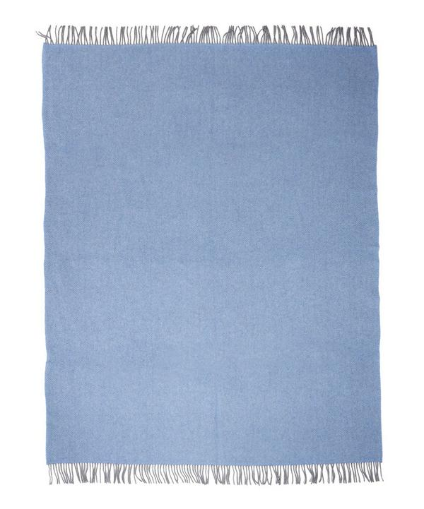Merino Cashmere Throw