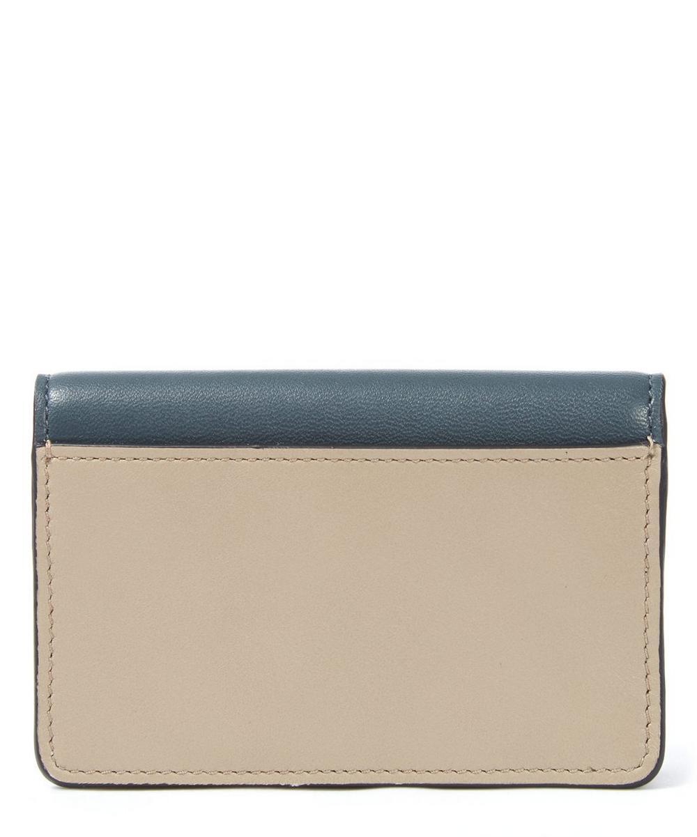 Baylee Smooth Calfskin Leather Cardholder