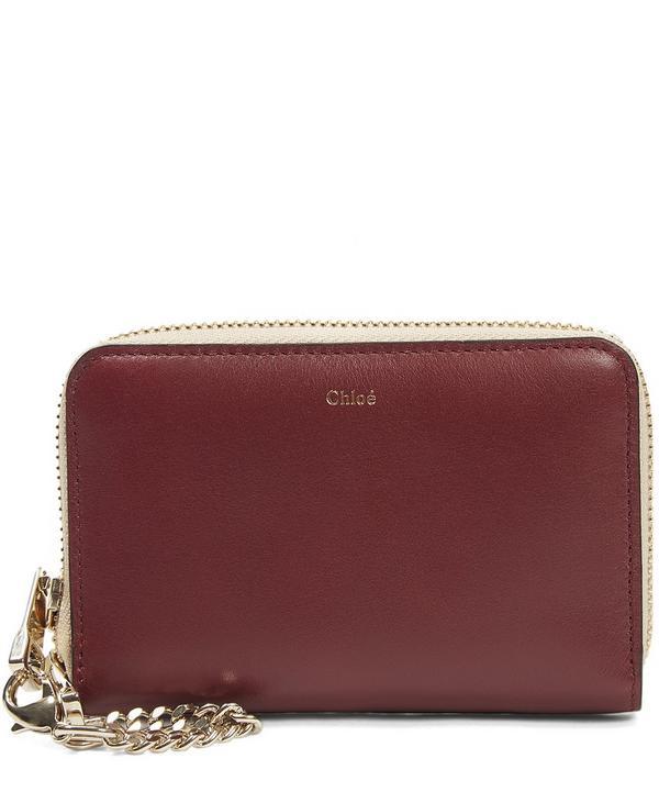 Baylee Smooth Calfskin Wallet