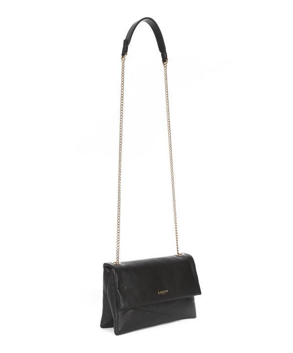 Mini Sugar Quilted Crossbody Bag