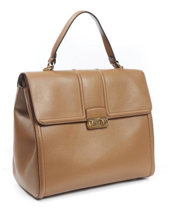 Tall Jiji Medium Top Handle Tote Bag