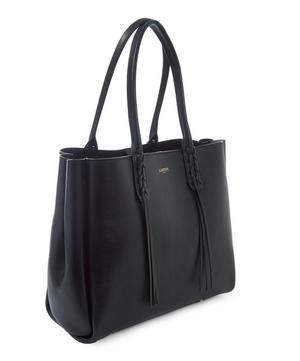 Small Smooth Calfskin Shopper Bag