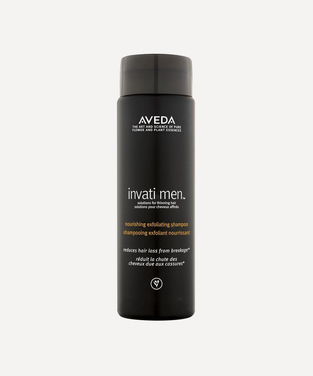 Invati Men Nourishing Exfoliating Shampoo 250ml