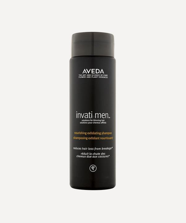 Invati Men Nourishing Exfoliating Shampoo 250ml