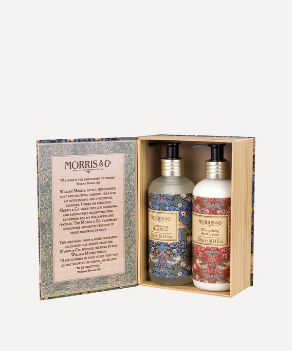 Hand Wash and Hand Lotion Duo