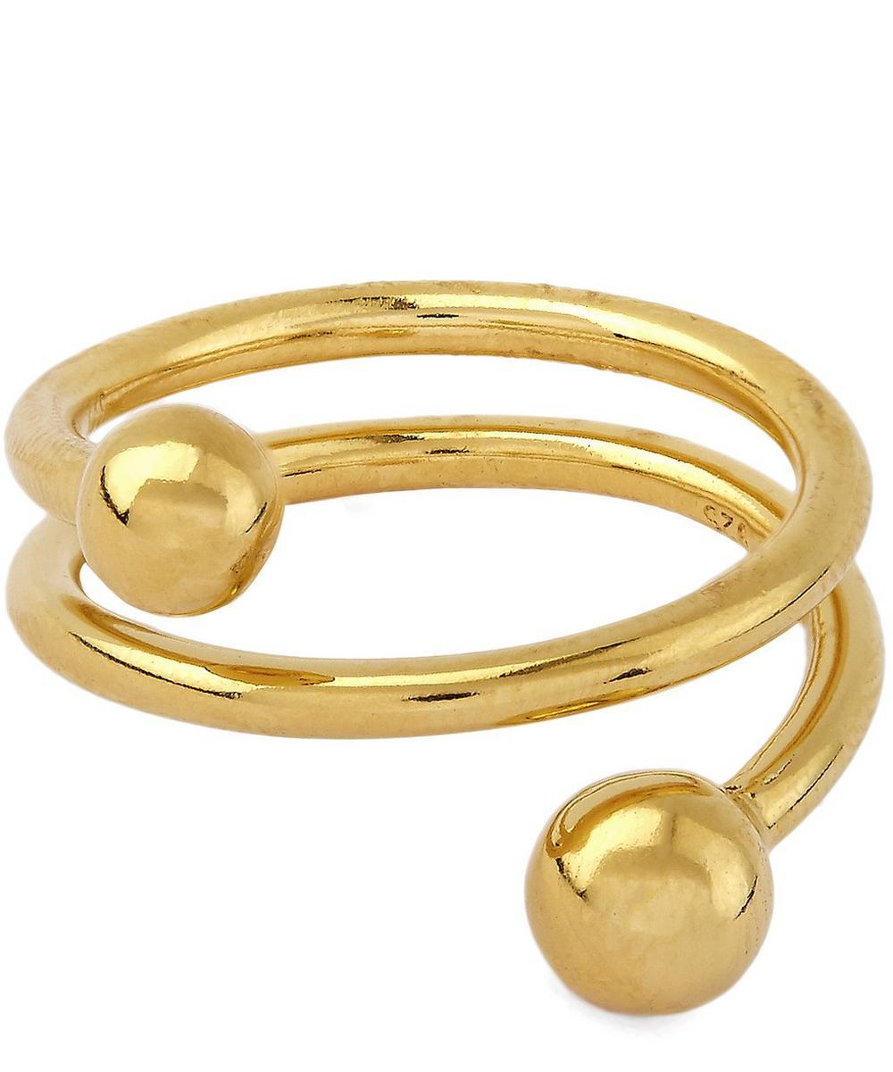 Body Spiral Ring