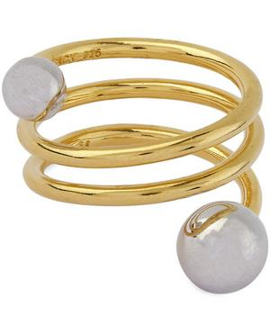 Body Double Spiral Ring