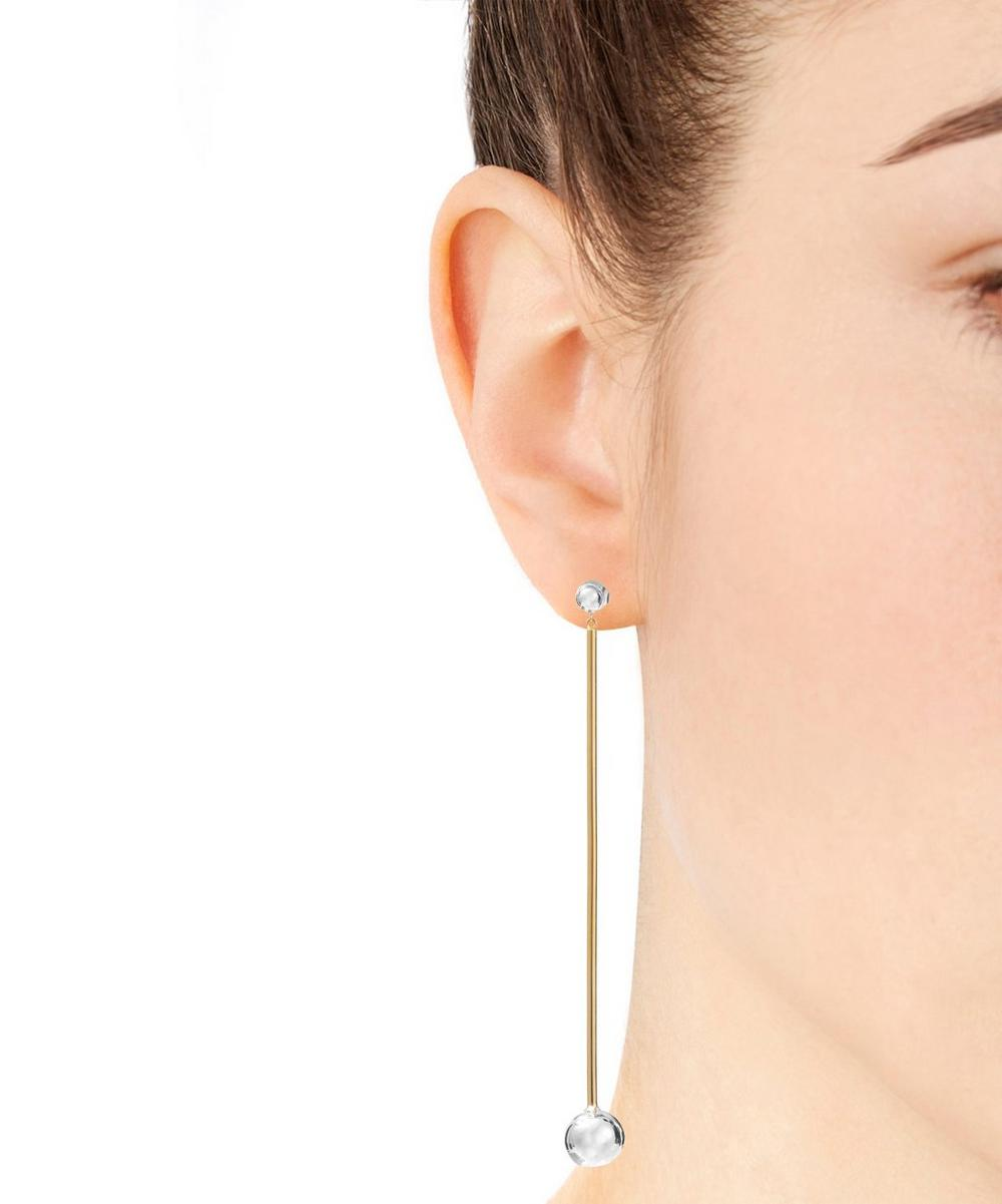 Orbit Shoulder Duster Single Earring