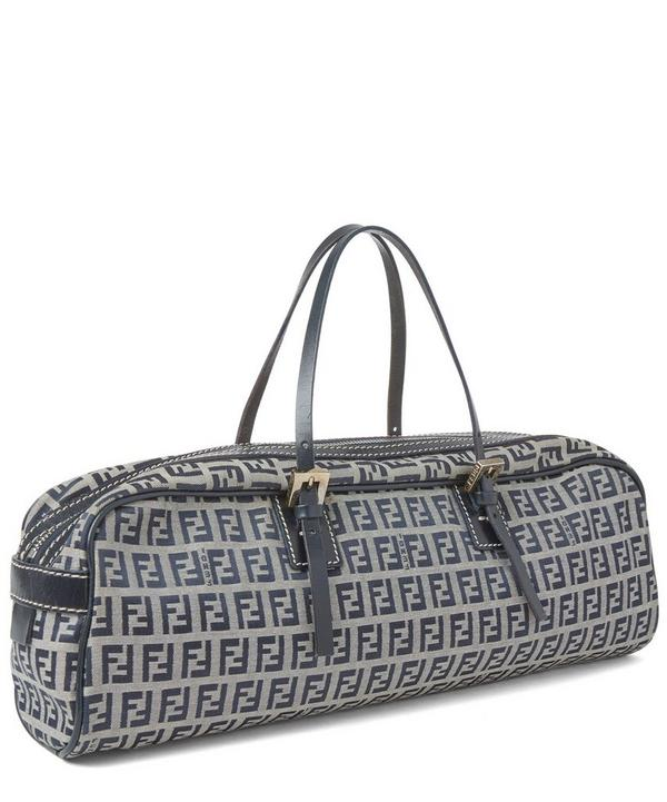 Fendi Cotton Monogram Handbag