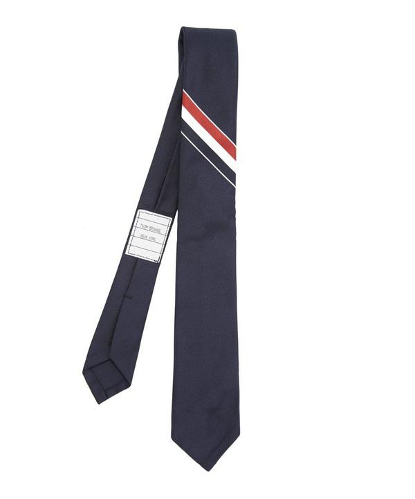 Classic Engineered Stripe Tie