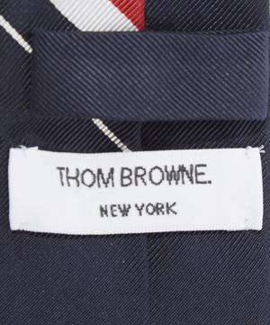 Classic Engineered Stripe Tie
