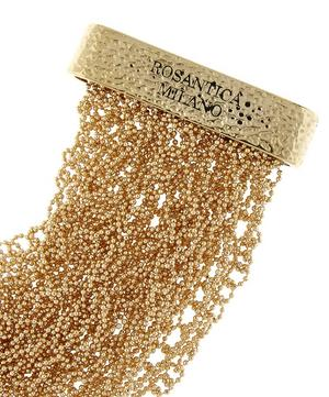 Gold Penelope Handmade Multilayer Bracelet