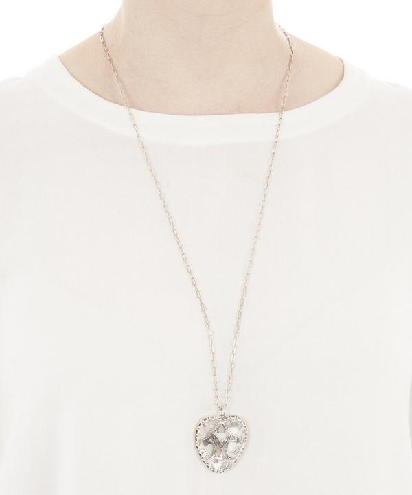 Ex Voto Rocca Silver Necklace