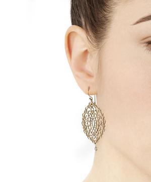 Guidecca Labradorite Earrings