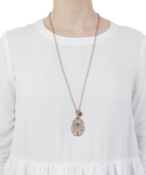 Rose Gold Calendimaggio Necklace