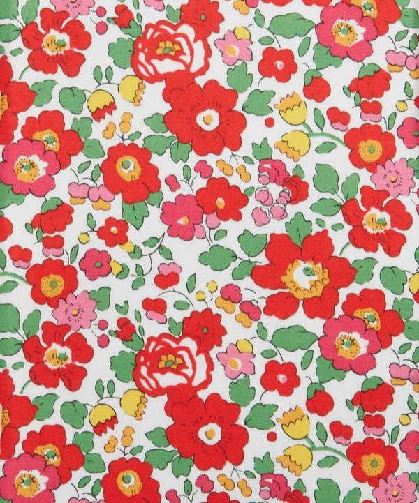 Betsy Print Belgravia Silk Satin