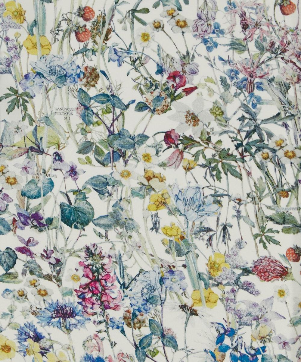 Wild Flowers Print Belgravia Silk Satin