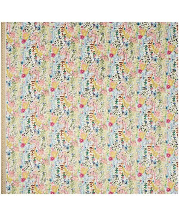 Tresco Print Belgravia Silk Satin