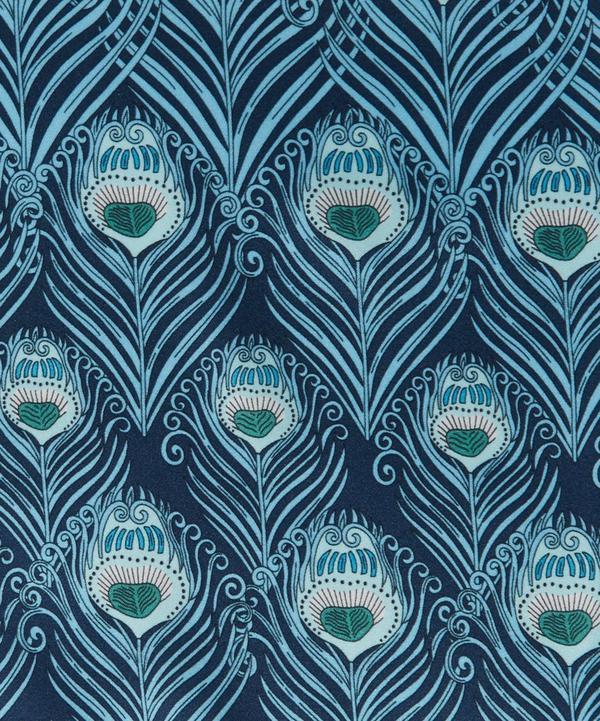 Caeser Print Belgravia Silk Satin