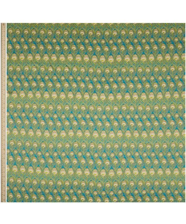 Caesar Print Belgravia Silk Satin