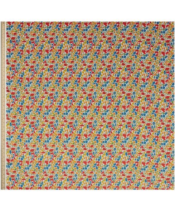Poppy and Daisy Print Belgravia Silk Satin