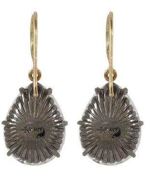 Caterina Quartz Drop Earrings