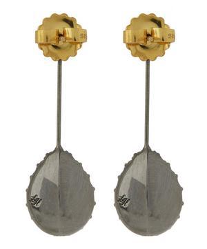 Antoinette Suspended Pear Earrings