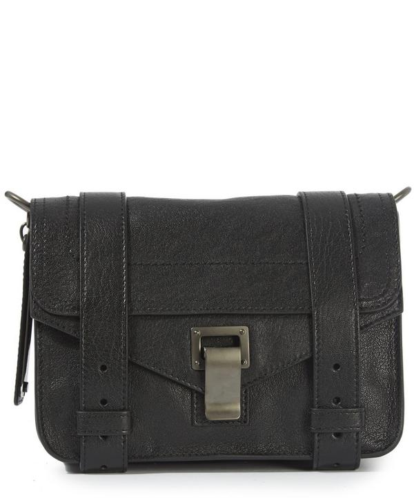 Mini PS1 Leather Crossbody Bag