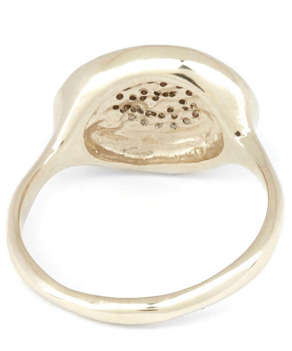 Diamond Eye Ring