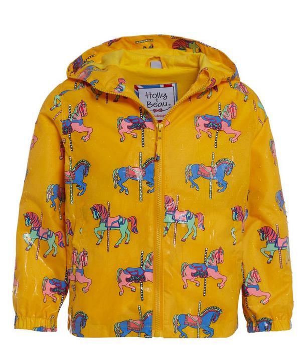 Horse Pack Away Coat